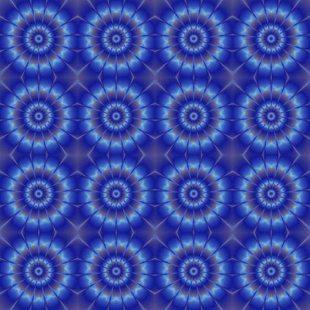 hallucination: Abstract seamless pattern with a psychedelic motif