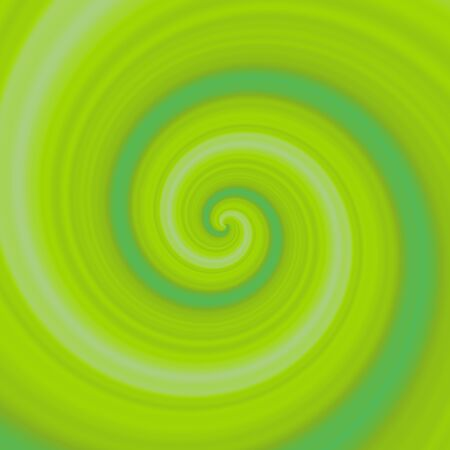 hallucination: Crazy and funny abstract spirals in amazing colors