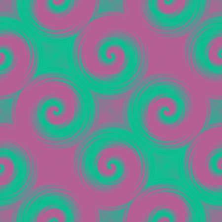 awry: Abstract seamless pattern with a psychedelic motif