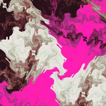 pinkish: Abstract phantasmagoric background as mix of pinkish colors Stock Photo
