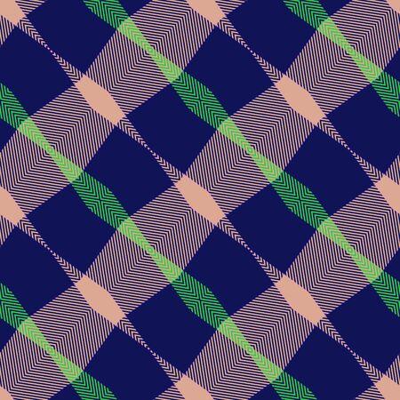 bluish: Seamless pattern with abstract motif like a kaleidoscope