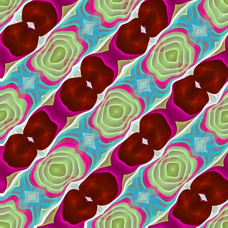 ameba: Formas de colores locos abstractos derretidos como fondo de pantalla
