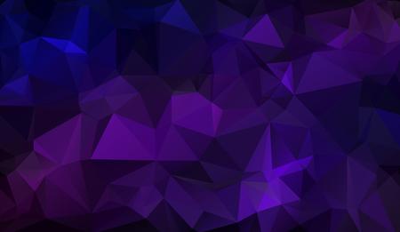 scrunch: Cute dark violet wallpaper with triangular pattern