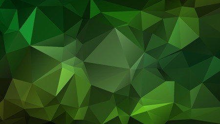 rumple: Cute dark green wallpaper with triangular pattern