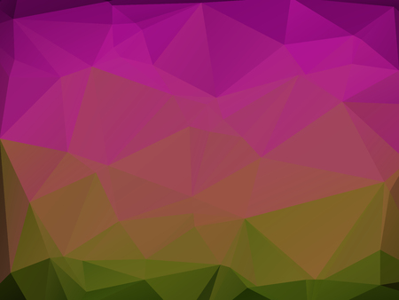 rumple: Cute colored abstract wallpaper with triangular pattern