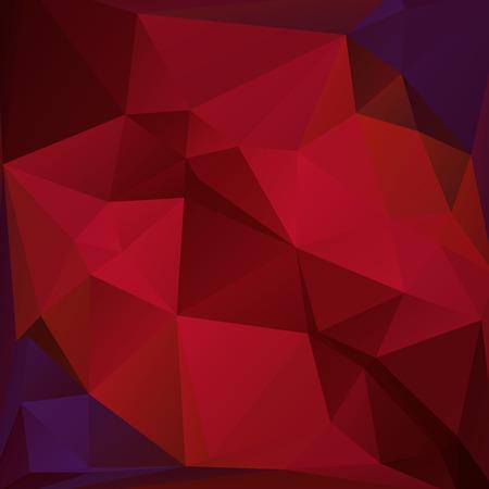 reddish: Cute dark reddish wallpaper with triangular pattern