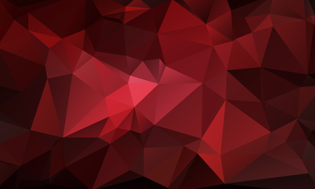 red wallpaper: Cute dark red wallpaper with triangular pattern
