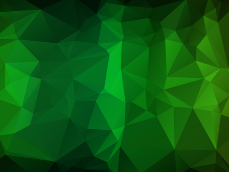 crinkle: Cute dark green wallpaper with triangular pattern