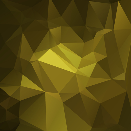 scrunch: Abstract yellow colored wallpaper with triangular pattern