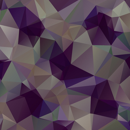rumple: Abstract mad colored wallpaper with triangular pattern Illustration