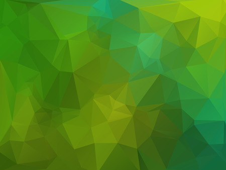 crinkle: Abstract lovely colored wallpaper with triangular pattern