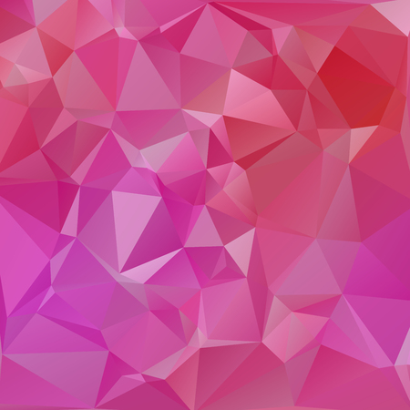 rumple: Abstract pink colored wallpaper with triangular pattern Illustration