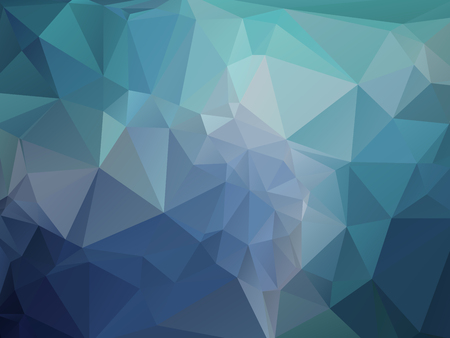 scrunch: Abstract lovely colored wallpaper with triangular pattern