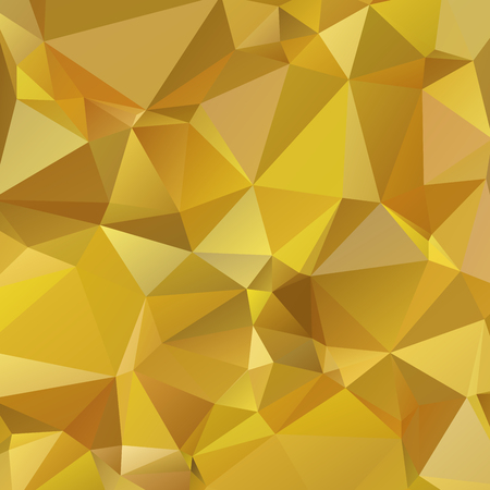 crinkle: Abstract yellow colored wallpaper with triangular pattern