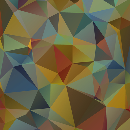 rumple: Abstract crazy colored wallpaper with triangular pattern