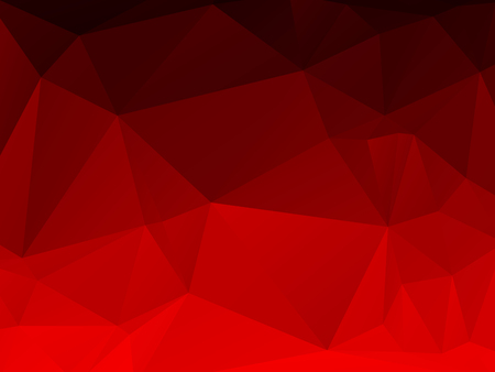 red wallpaper: Abstract lovely colored wallpaper with triangular pattern