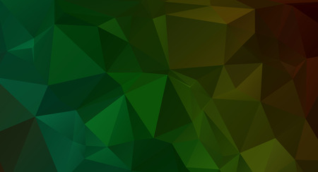 rumple: Abstract lovely colored wallpaper with triangular pattern