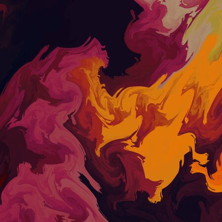 phantasmagoric: Abstract phantasmagoric background as mix dark colors