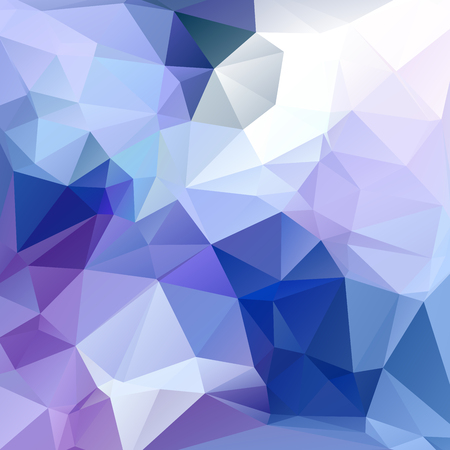 abstract wallpaper: Nice crazy abstract wallpaper in triangular style Illustration