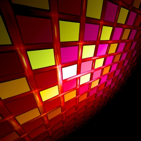 hallucinatory: Abstract crazy psychedelic background as nice wallpaper