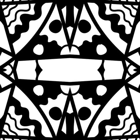 scrawl: patrón transparente dibujado a mano en estilo zendoodle