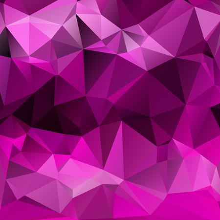 pinkish: Nice crazy abstract wallpaper in triangular style Illustration