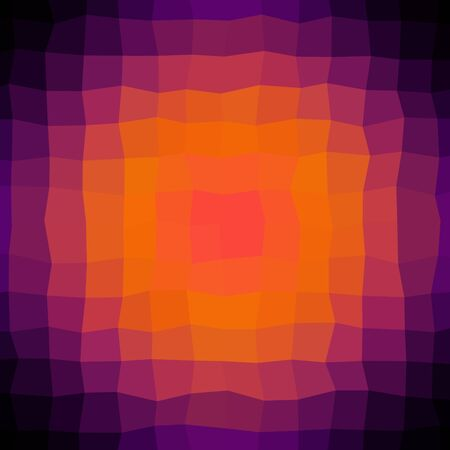 psychodelic: Crazy abstract shapes as insane square wallpaper