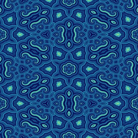 lsd: Crazy psychedelic motif as nice seamless pattern