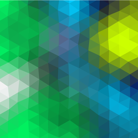 uniqueness: Crazy abstract polygonal shapes create insane wallpaper