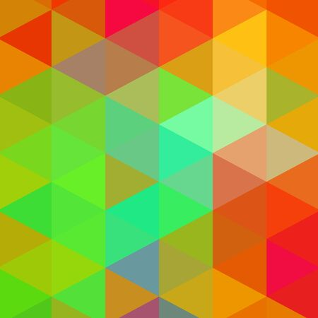 insane: Crazy abstract triangular shapes create insane wallpaper
