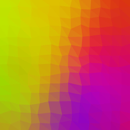 psychodelic: Crazy abstract polygonal shapes create insane wallpaper