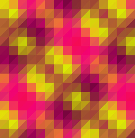 recreational drug: Crazy abstract triangular shapes create insane wallpaper