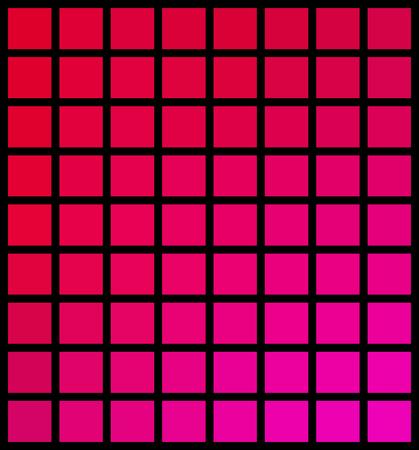 insane: Crazy abstract tetragonal shapes create insane wallpaper