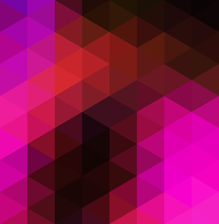 recreational drug: Crazy abstract polygonal shapes create insane wallpaper