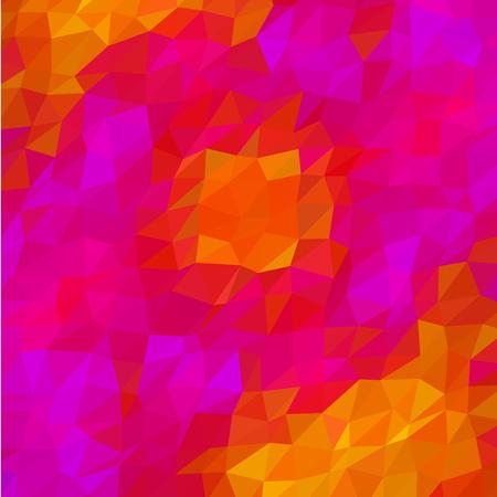 triangular: Crazy abstract triangular shapes create insane wallpaper