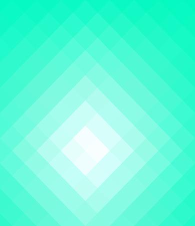 greenish: Crazy abstract tetragonal shapes create insane wallpaper