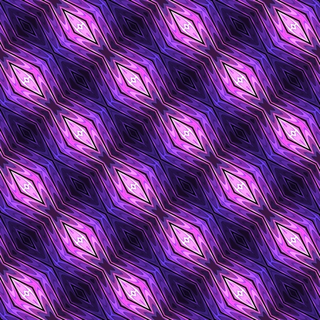 Crazy psychedelic motif as nice seamless pattern