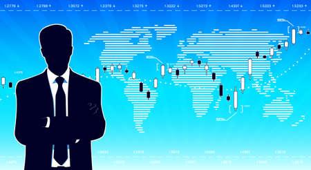 trader: Stock market trader