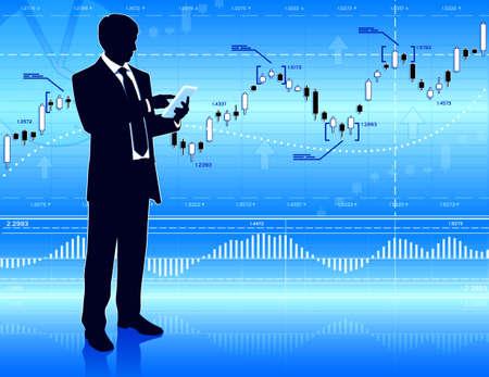 Investor Ilustração