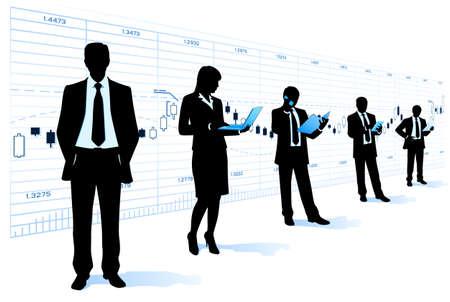 teamleider: Teamleider met bedrijfsleven