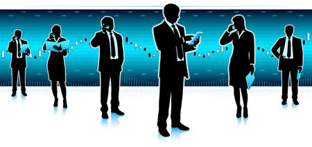 business team: Business team