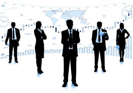 üzlet: üzleti közösség