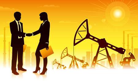 oil industry: oil industry
