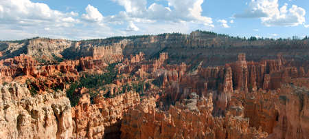 Bryce Canyon National Park panorama, Arizona, U.S.A.