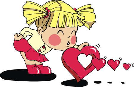 valentine baby girl