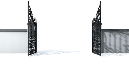Open Gate Images & Stock Pictures. Royalty Free Open Gate Photos ...