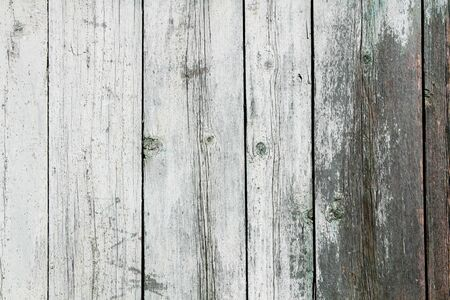 Old shabby wooden boards. Background. Imagens