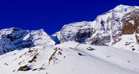 Annapurna Range, Trek to Annapurna Base Camp, Annapurna Conservation Area, Himalayas, Nepal, Asia