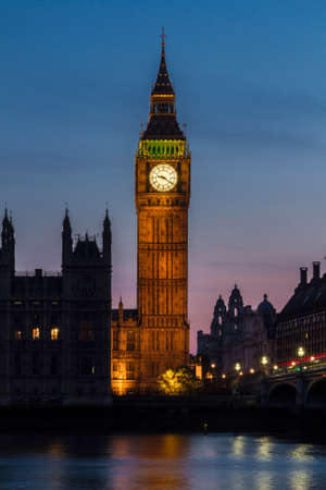 Big Ben in london, uk Stock Photo