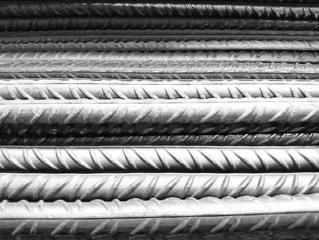 wire, rebar, metal Stock Photo